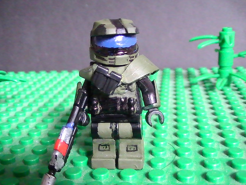 The world 39 s best photos by lego motion flickr hive mind - Lego spartan halo ...