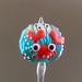 Single bead : Crab