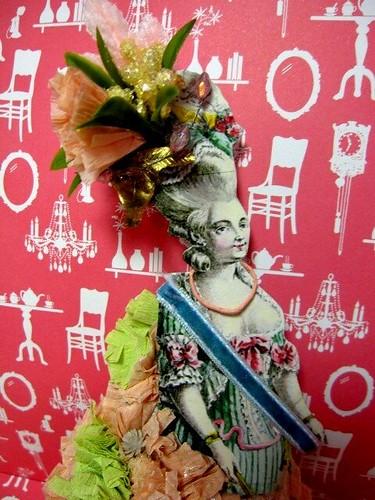 Cupcake Liner Doll, Fashion! 4