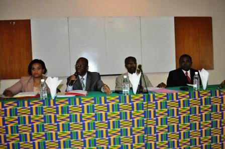 Séminaire de recrutement : la commission nationale de recrutement des enseignants du supérieur