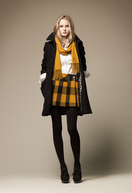 burberry blue label fall collection 2011_4
