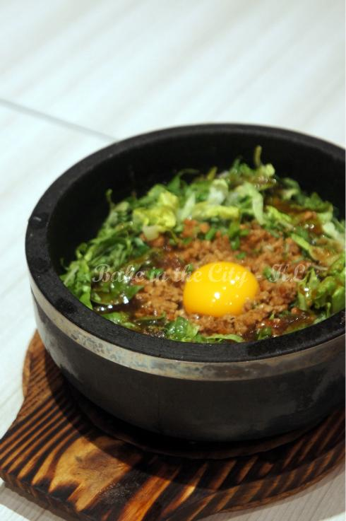 Ishiyaki Garlic Rice (RM16.90)