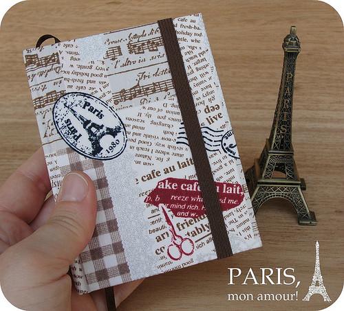 Agenda 2012 - Paris, mon amour! #12