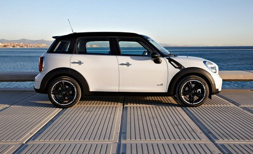 Mini S: Deportiva Version del Mini Cooper