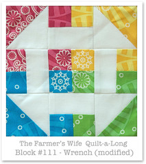 Farmer's Wife Quilt-a-Long - Block 111