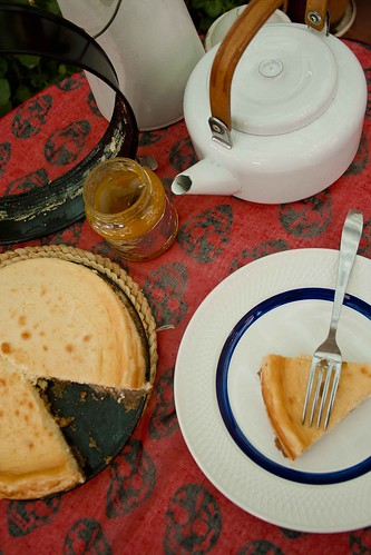 Tarta de mascarpone