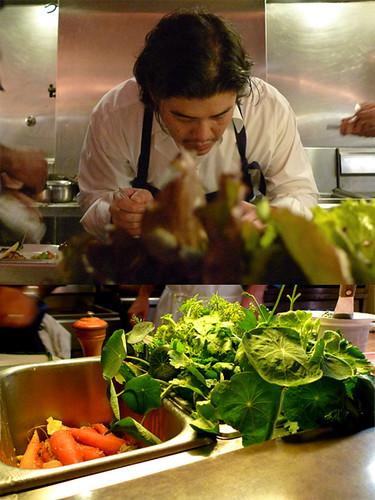 Chef Gary Menes