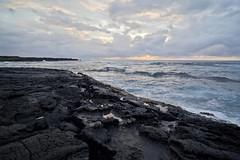 Hawaii (Switchback Travel) Tags: nature sunrise island hawaii thebigisland hawaiianislands punaluubeach