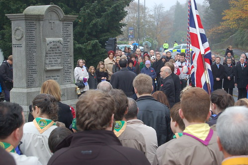 Remembrance Day Whickham Nov 11 32