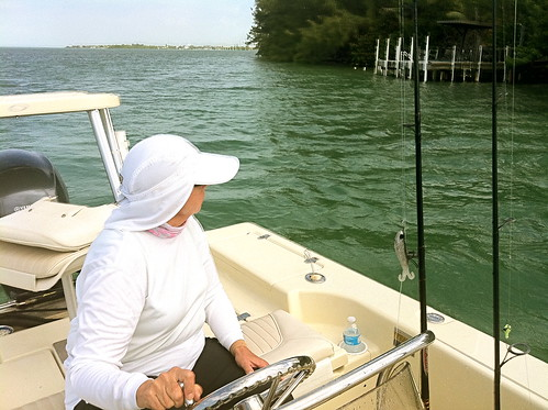 Ladies, Let's Go Fishing Weekend captain bob jones islamorada