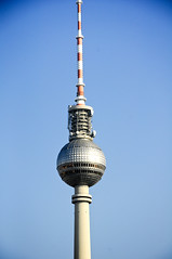 Fernsehturm (gunnels) Tags: travel november autumn vacation berlin fall 2011 germnay eurropa gunnelsvensson