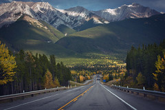 Point of view (JoLoLog) Tags: road trees canada mountains kananaskis alberta rockymountains lorien kananaskiscountry canadianrockies kcountry highway40 canonxsi mygearandme mygearandmepremium mygearandmebronze mygearandmesilver mygearandmegold mygearandmeplatinum artistoftheyearlevel2
