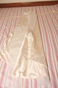 Preserving Wedding Dress
