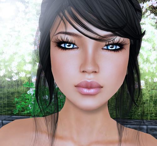 Eyelashes AD