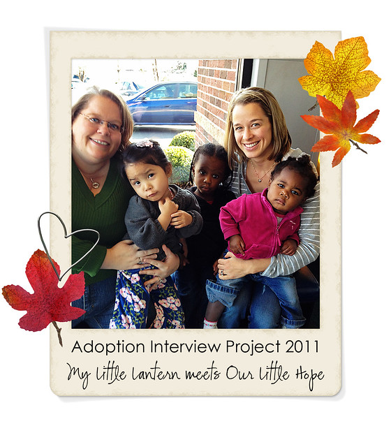 Adoption Interview Prjoect 2011