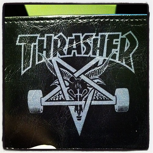 Thrasher Wallet by thismeik