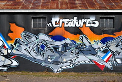 The Army of B-Boy Creatures (Awful One) Tags: kc creatures awful cbs rtd