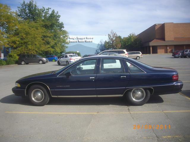 classic chevrolet 1992 mapleridge caprice kfm712