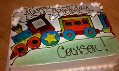 Carson's Birthday!