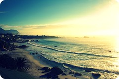 G O A L S (whats_ur_flava2000) Tags: ocean light sunset house love beach water sunshine meer wasser capetown tones kapstadt