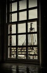 HMS Victory (Saving Private Emily) Tags: england window nikon market victorian victory frame portsmouth pro nik nikkor 1224mm f4 hdr hms d300 efex nikond300 nikon1224mmf4nikkor
