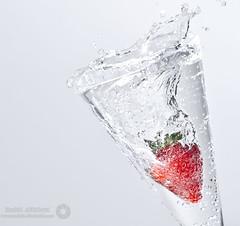 Strawberry (RASHID ALKUBAISI) Tags: strawberry nikon n nikkor fx nano d3 2012 doha qatar rashid    d3x  alkubaisi d3s  nikond3s mygearandme wwwrashidalkubaisicom  nnano