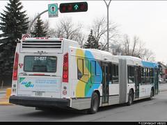 Socit de transport de Montral #31-827 (vb5215's Transportation Gallery) Tags: bus nova de montral transport stm artic lfs socit 2011