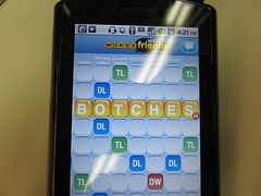Day 345 - B I N G O! (GPrime83) Tags: canon scrabble bingo project365 project366 wordswithfriends elph100hs