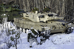 Norwegian and Canadian Army (World Armies) Tags: army canadian