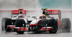 McLaren Duo in the rain (oeyvind) Tags: malaysia sepang mys formel1 f12012 malaysiagp2012