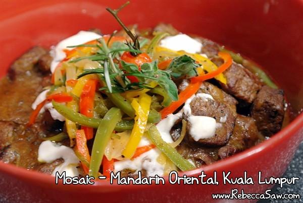 Mosaic- Mandarin Oriental, Kuala Lumpur-18