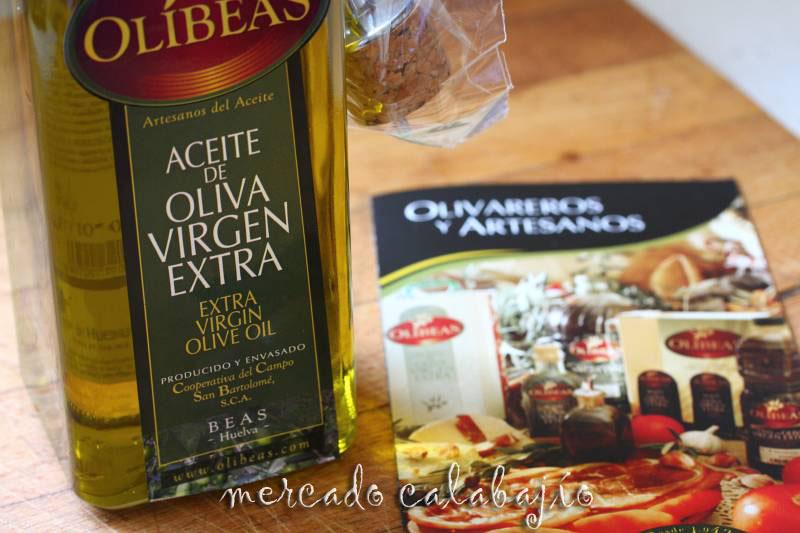 ACEITE DE OLIVA OLIBEAS III