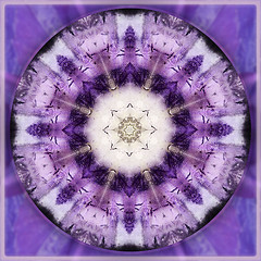 violet light (SueO'Kieffe) Tags: digital crystal mandala meditation spiritual ascension auraliteamethyst