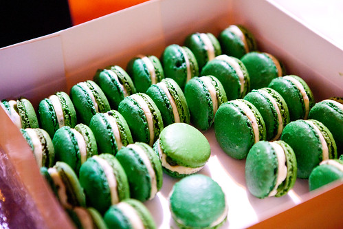 Large box of macarons - They will be MINE!