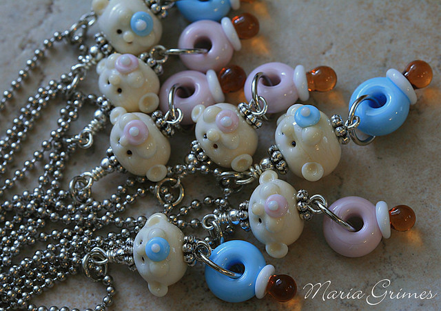 Baby Binkie Necklaces