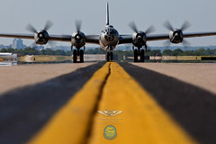 SUPER FORTRESS (jplphoto) Tags: plane airplane texas taxi aircraft wwii worldwarii boeing fifi caf maf b29 taxiway commemorativeairforce vintageairplane 2924 meachamfield b29superfortress boeingb29 kmaf jdlphoto jeremydwyerlindgren fifib29 worldwariib29 caf2924 photojdl jeremydwyerlindgrenphotography
