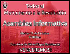Asamblea Informativa 11 de Octubre