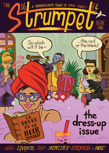 Cover for Strumpet Issue 1