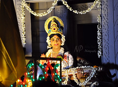 Dusserah Celebrations by Nitin Paul (Nitin_Paul) Tags: mangalore hulivesha dusserah