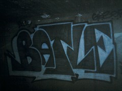 Batle (Something that must not be done) Tags: graffiti batle 663k
