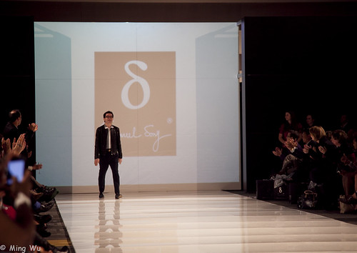 Ottawa Fashion Week 2011 - Samuel Dong