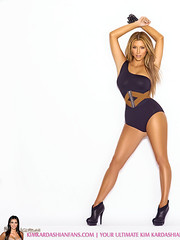 Kim kardashian sexy 2011 Calendar Pictures
