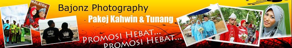 Pakej Fotografi Bajonz Jambul