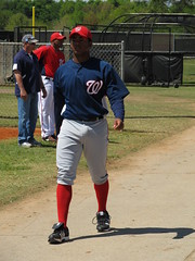 Wanel Vasquez (BeGreen90) Tags: kissimmee springtraining washingtonnationals houstonastros 2011 osceolacountystadium wanelvasquez