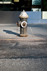 Lonely day (They call me Mike D.) Tags: nyc newyorkcity water hydrant fire nikon 28 60mm fdny f28 nyfd d300 iso1000 12500sec hpexif deletedbydeletemeuncensored