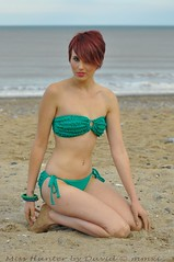 Hannah #50 (Wright David A) Tags: beautiful pretty hannah girlonbeach girlinbikini hornseabeach hannahhunter misshuntermodel