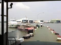 東港交通船候船室