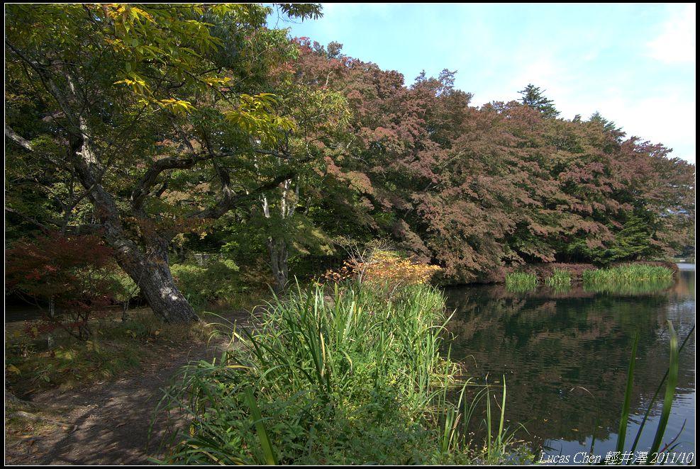 2011早秋舊輕井澤