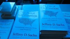 Jeffrey Sachs The Price Of Civilization