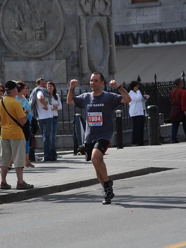 Montréal Marathon, 2009